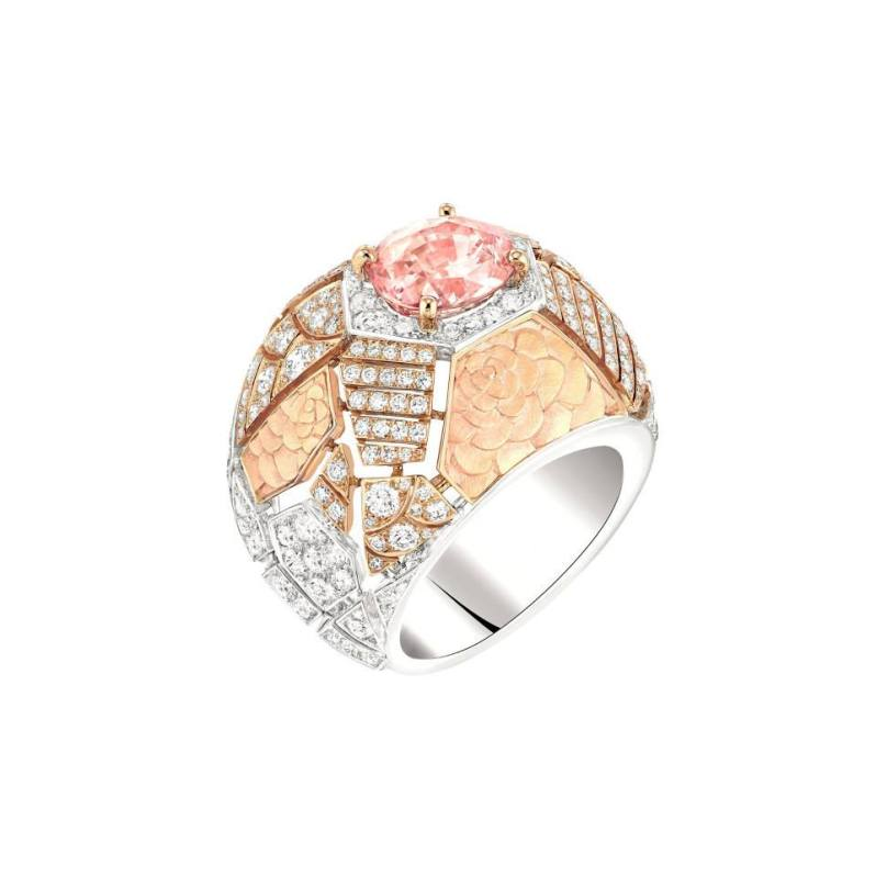 Chanel Café Society Sunset ring.