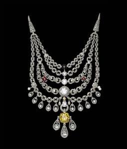 Maharajah of Patiala Necklace