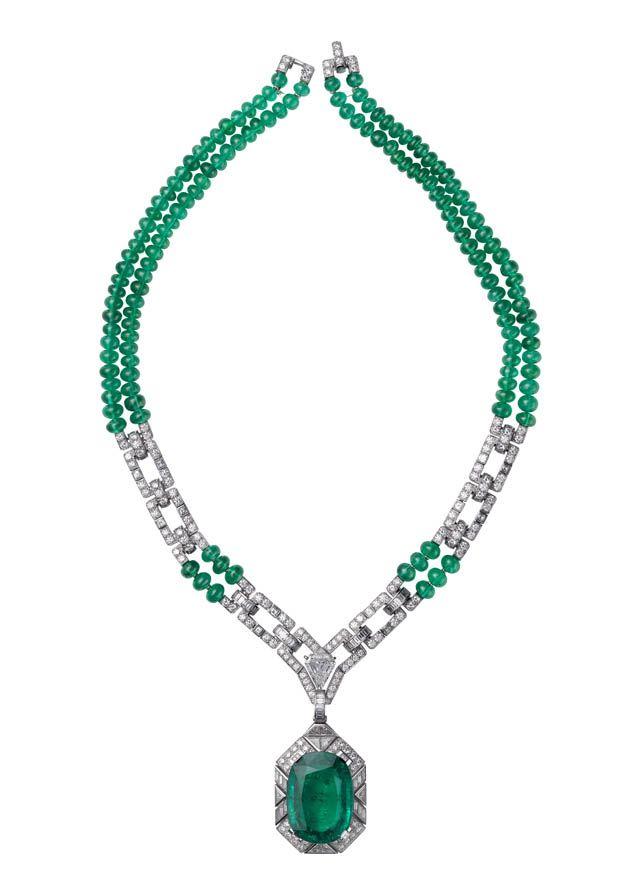 Cartier Viracocha necklace 2