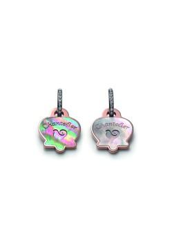 "Chanteler Anima collection ""campanelle"" earrings"