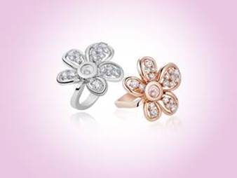 Preview Baselworld 2015: Chopard's iconic Happy Diamonds Collection finds its place in an extraordinary garden