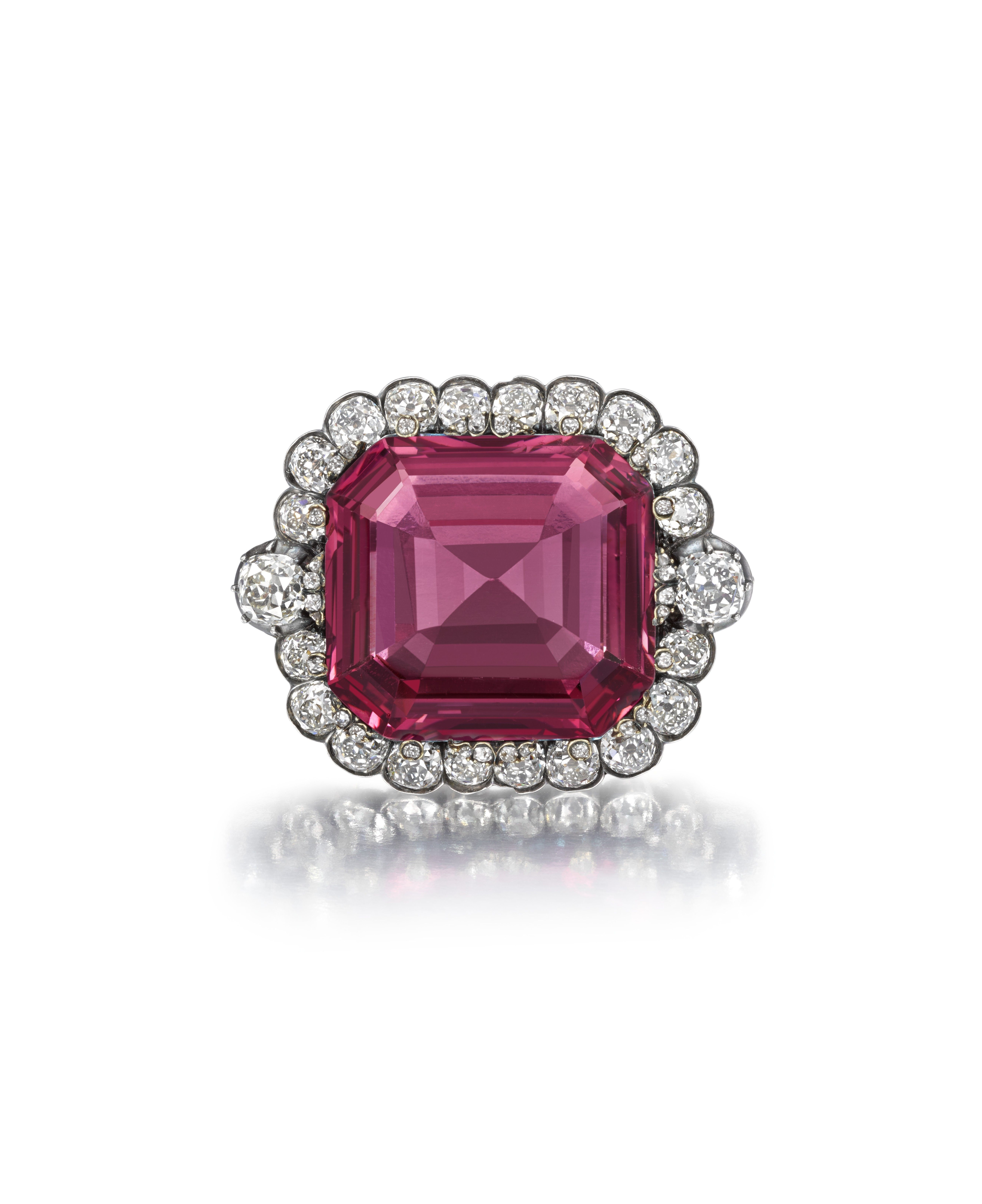 Jewels in History: The Hope Spinel