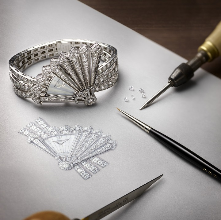 Heures Créatives: a new high jewellery watch collection by Vacheron Constantin