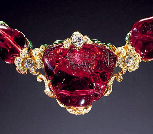 The Timur Ruby