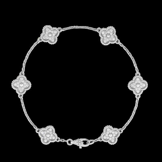 Sweet Alhambra bracelet 6 motifs