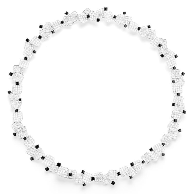 damier-cabochon-necklace