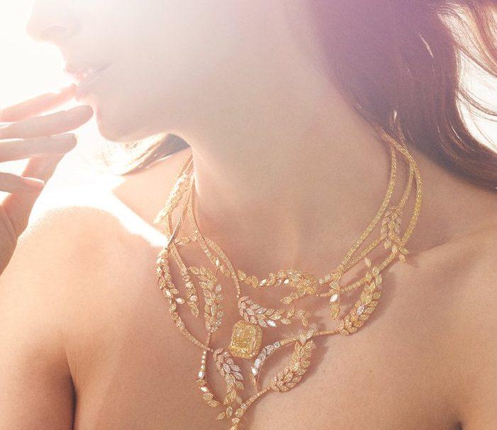 Chanel Fête des Moissons Necklace