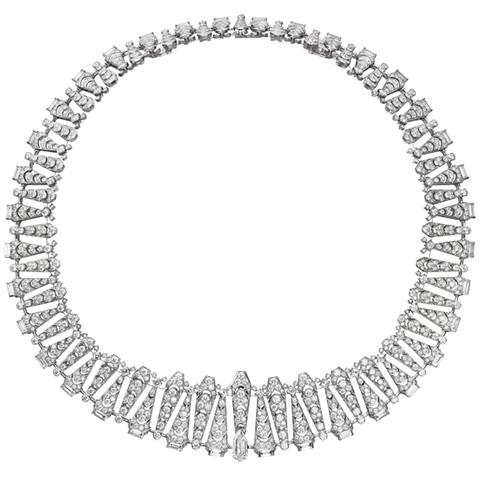 Cartier Magicien High Jewellery Necklace
