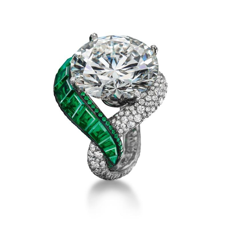 de Grisogono FOLIES High Jewellery Ring