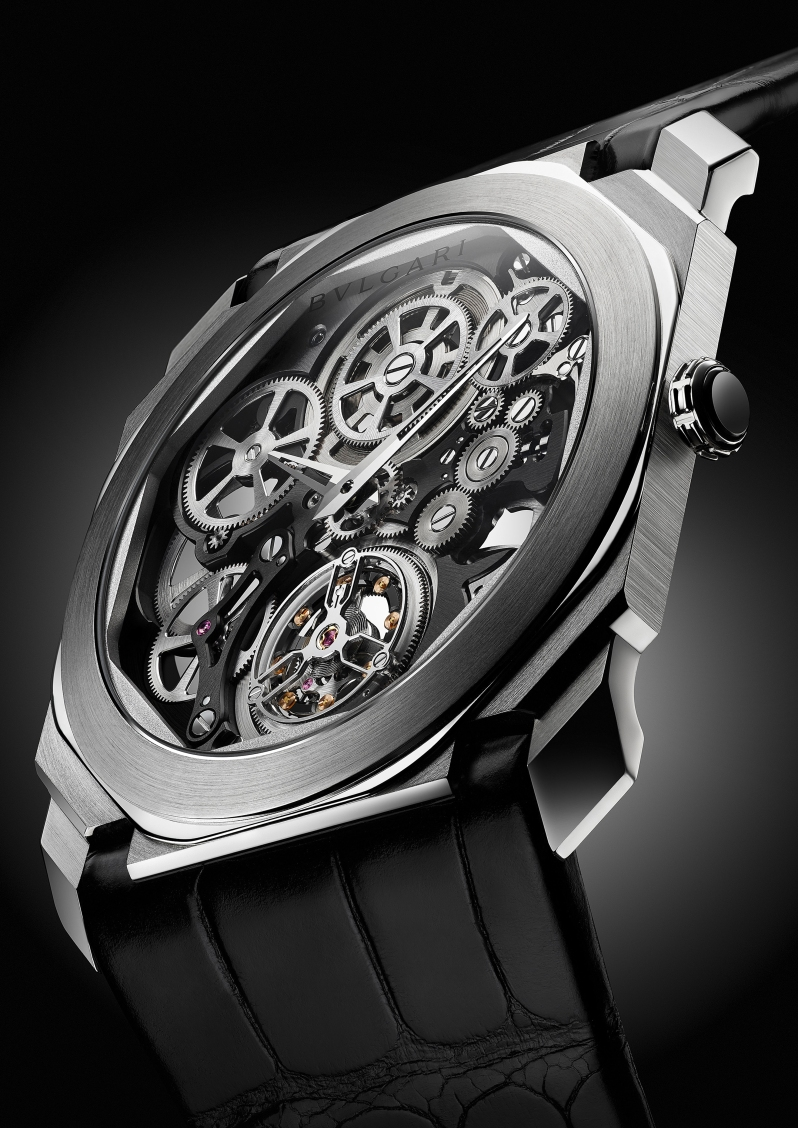 Bulgari Otto Finissimo Tourbillon Skeleton
