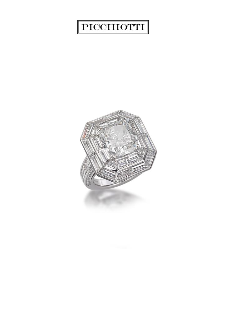 Picchiotti Décoratif Collection Ring