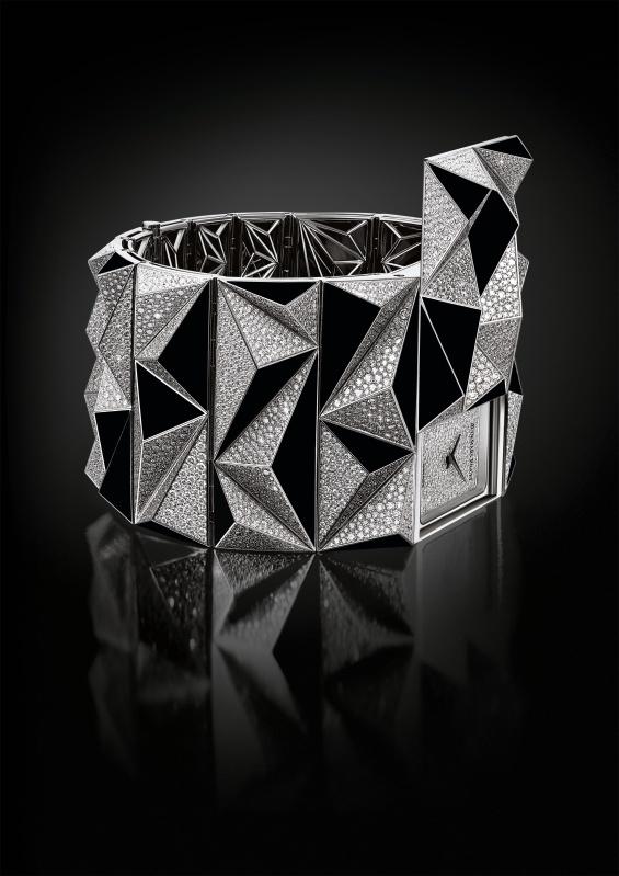 Audemars Piguet, Diamond Punk, diamond and onyx