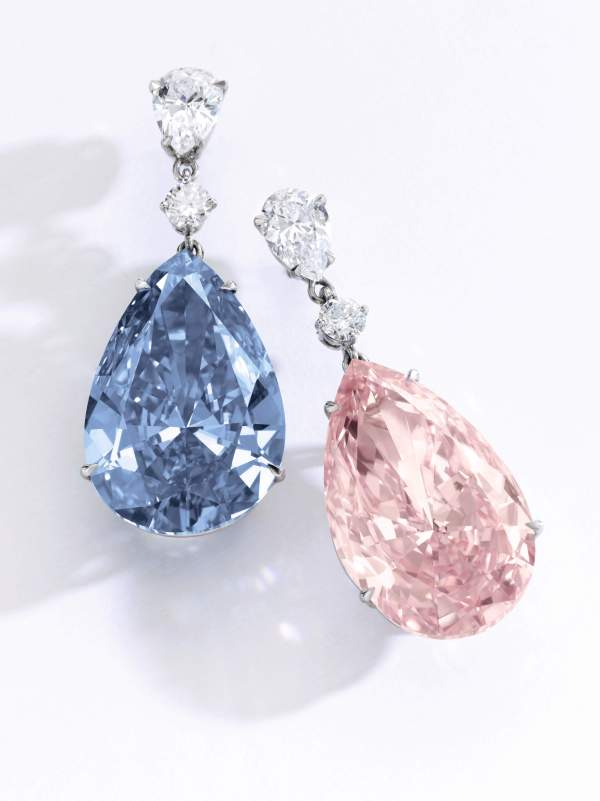 Image - The Apollo and Artemis Diamonds - Sotheby's Geneva 16 May 2017